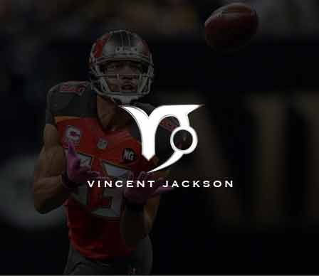 Vincent Jackson Website