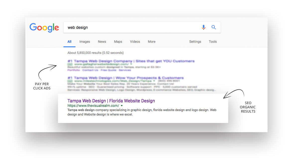 search engine optimization tampa