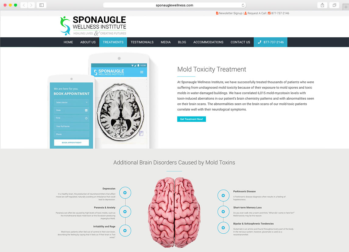 sponaugle wellness website