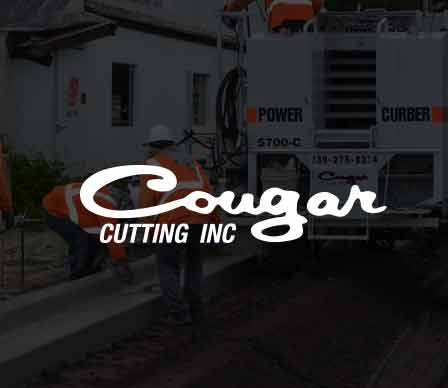 cougar cutting inc