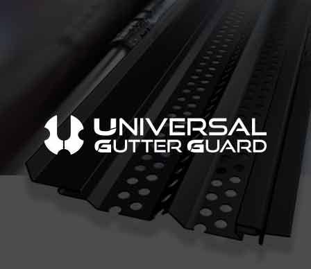 universal gutter guard